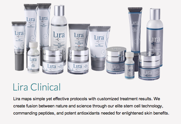 Lira clinical products in Utah