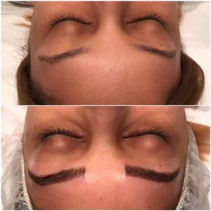 Brow Embrodery